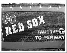 Take the T to Fenway