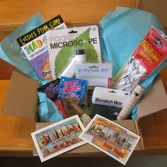 Camp Care Packages