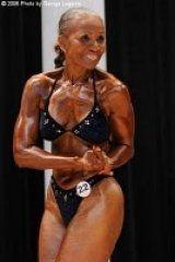 Ernestine Shepherd 73 years old. Guinness World Record Oldest Female Body Builder
