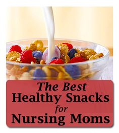 Hey nursing moms--did you know that your body burns up to 500 calories a day to make breast milk? Stay energized and healthy while breast feeding with our list of satisfying and nutrient-packed snacks for nursing moms.  http://www.parents.com/recipes/healthyeating/moms/healthy-snacks-for-nursing-moms/?socsrc=pmmpin130213hsNursingSnacks