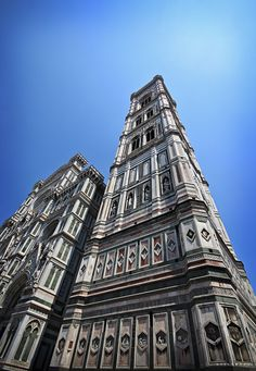 Duomo Cathedral in Florence Italy. One of the most stunning places I have ever seen!