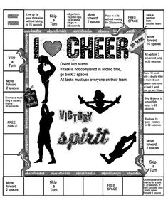 Love the idea of making the workout a game!