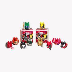 Marvel Labbit Mini Figure Toy Series 2.5-Inch | Kidrobot
