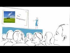 Prezi. Goodbye, Powerpoint. Hello, Prezi. No more slides - just one giant canvas to explore.
