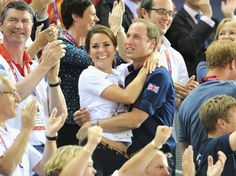 Prince William & Kate Middleton ----  at the London 2012 Olympic Games on 8/02/12