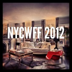 Board Cover: New York Wine & Food Festival 2012 (Instagram Overlay)