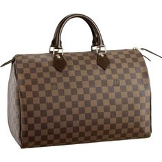 Louis Vuitton Outlet Damier Ebene Canvas Speedy 35 N41523 $229.14 Is Hottest And Cheapest, Welcome To Buy It!