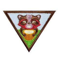 BROWNIE POTTER BADGE. Crafts made with clay have been around for thousands of years. People who study history have found ancient clay art and everyday objects. Work your way through these steps to become a clay artist yourself.