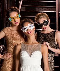 Masquerade Fancy Mask
