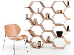 hexagon shelf. yes.    cimots.com