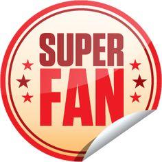 Superfan  Sticker for New York Yankees