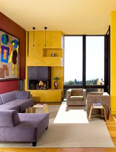 Colorful Residence by House + House Architects