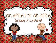An Apple for an Apple