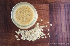 Let's drink our oats this morning - Oatmeal Smoothies for 243 calories and 4 Weight Watchers PointsPlus, incredibly filling and endless combinations