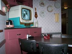 50's Prime Time Cafe Disney World Orlando.
