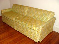 trellis sofa mid century 7 1 2 ft lattice sofa by studio180