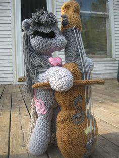 croched bass Octavia