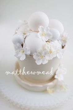 Holiday...with Matthew Mead: White Easter...