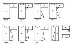 Geometric Shape Tunic Styles