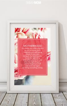 Mother's Day gift idea: gorgeous printable!