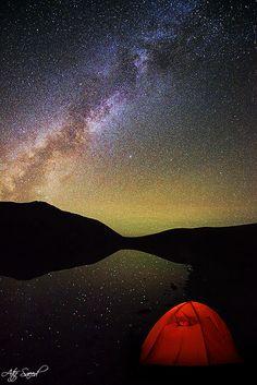 Gotta love starry nights
