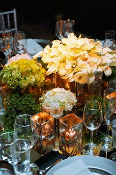 Moss can be a great addition to your floral arrangement.