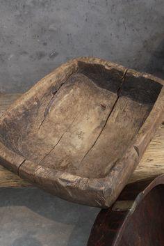antique bread bowls