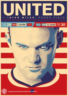 1000+ images about mufc: 2014 tour posters on pinterest