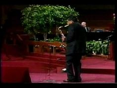 My Redeemer Lives Tareva Henderson Jimmy Swaggart - YouTube