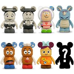 <p>Today+sees+the+new+Toy+Story+Series+2+Vinylmations+released+online+through+Disneystore.com+and+at+D-Street+in+Walt+Disney+World+and+Disneyland.+They+are+also+expected+to+be+released+at+selected+Disney+Stores+in+the+US+on+Monday.+This+8+piece+blind+box+series+features+Woody,+Buzz+Lightyear,+Jessie+and+