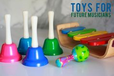 #Ad: 6 Fun Toys for the Future Musician in Your House #PlayAndGrow