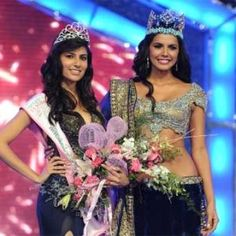 Jalandhar girl Vanya Mishra was crowned Pantaloons Femina Miss India World 2012 by former Miss World Ivian Sarcos.