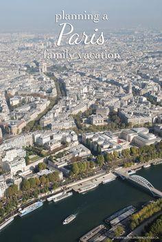 Rambling Renovators   Planning a #Paris #family vacation #travel