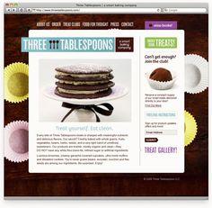 JJAAKK: Three Tablespoons Branding