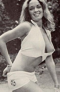 Vintage sexy ladies on Pinterest | Catherine Bach, Linda Carter and Bettie Page
