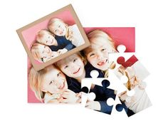 Photo Puzzles & Kids Games - Create Photo Gifts at Pinhole Press