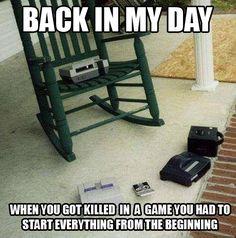 .......gaming memories....