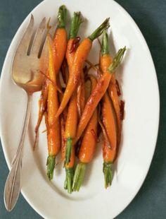 Crockpot Glazed Carrots Recipes