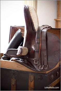 I love my old sidesaddle.