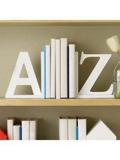 4 Charming Bookends That Will Make Your Shelf More Interesting