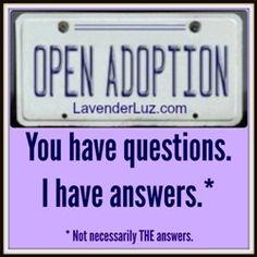 Open Adoption Pros &