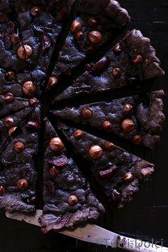 Black Forest Cookie Bars Recipe | Tutti Dolci
