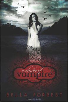 A Shade Of Vampire by Bella Forrest.   Cover image from amazon.com.  Click the cover image to check out or request the romance kindle.