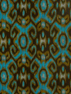 Ikat rug - gorgeous colors