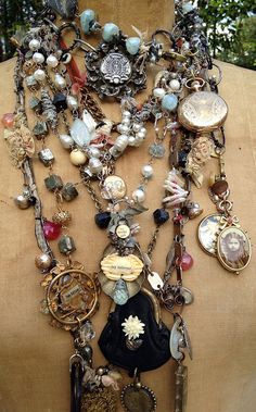 Jewelry made by Ruth Rae