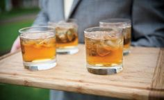 Bourbon-Infused Fall Cocktails