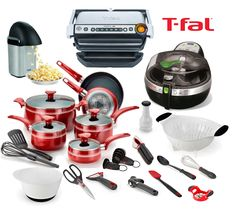New small appliances, cookware, or gadgets can help to refresh your kitchen and your cooking routine. Enter The Great TOH Giveaway for your chance to win one of 15 @tfalusa Dream Kitchen Makeover Prize Packs! kitchen makeovers, dream kitchens
