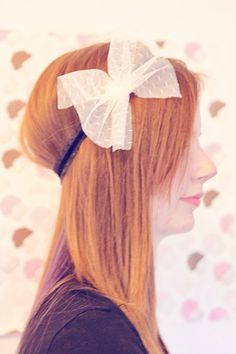 see kate sew: the 9 to 5(1/2) faux bow headband tutorial
