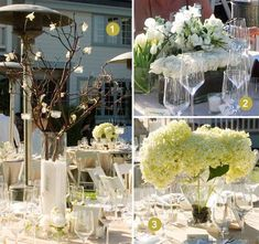 Elegant Wedding Centerpieces Ideas for your Reception