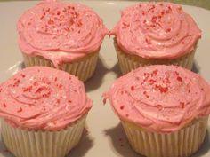 cake, gf cupcak